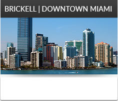 Brickell Downtown Miami